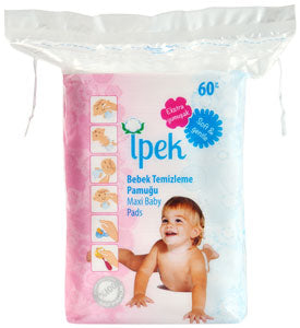 Ipek baby cleaning cotton