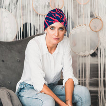 Load image into Gallery viewer, Show your Stripes Turban
