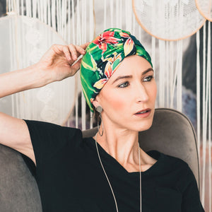 Green with Envy Turban