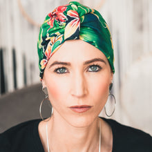 Load image into Gallery viewer, Green with Envy Turban