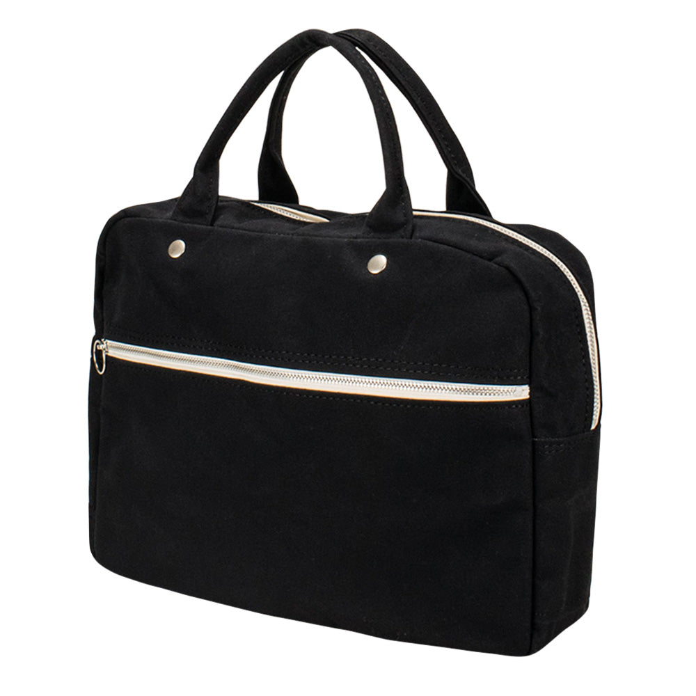 BRIEF TOTE - Black