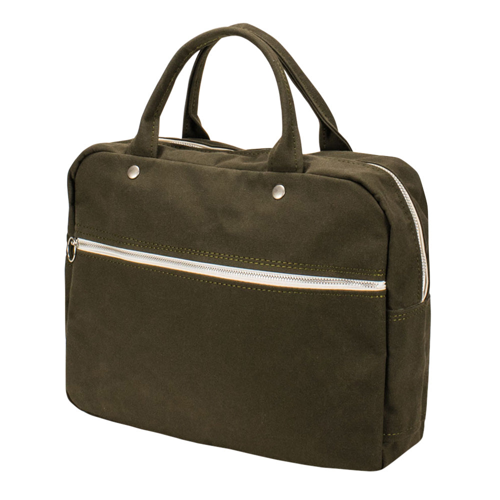 BRIEF TOTE - Khaki