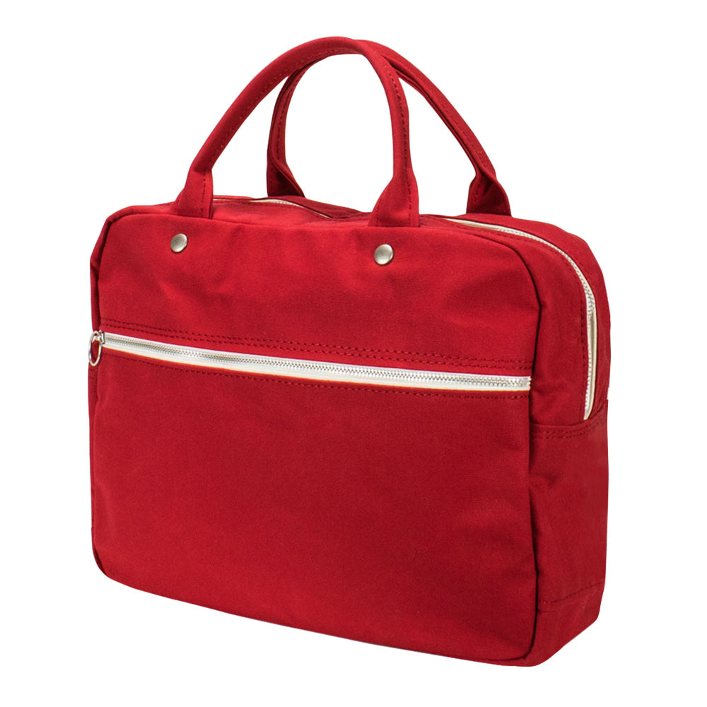 BRIEF TOTE - Red