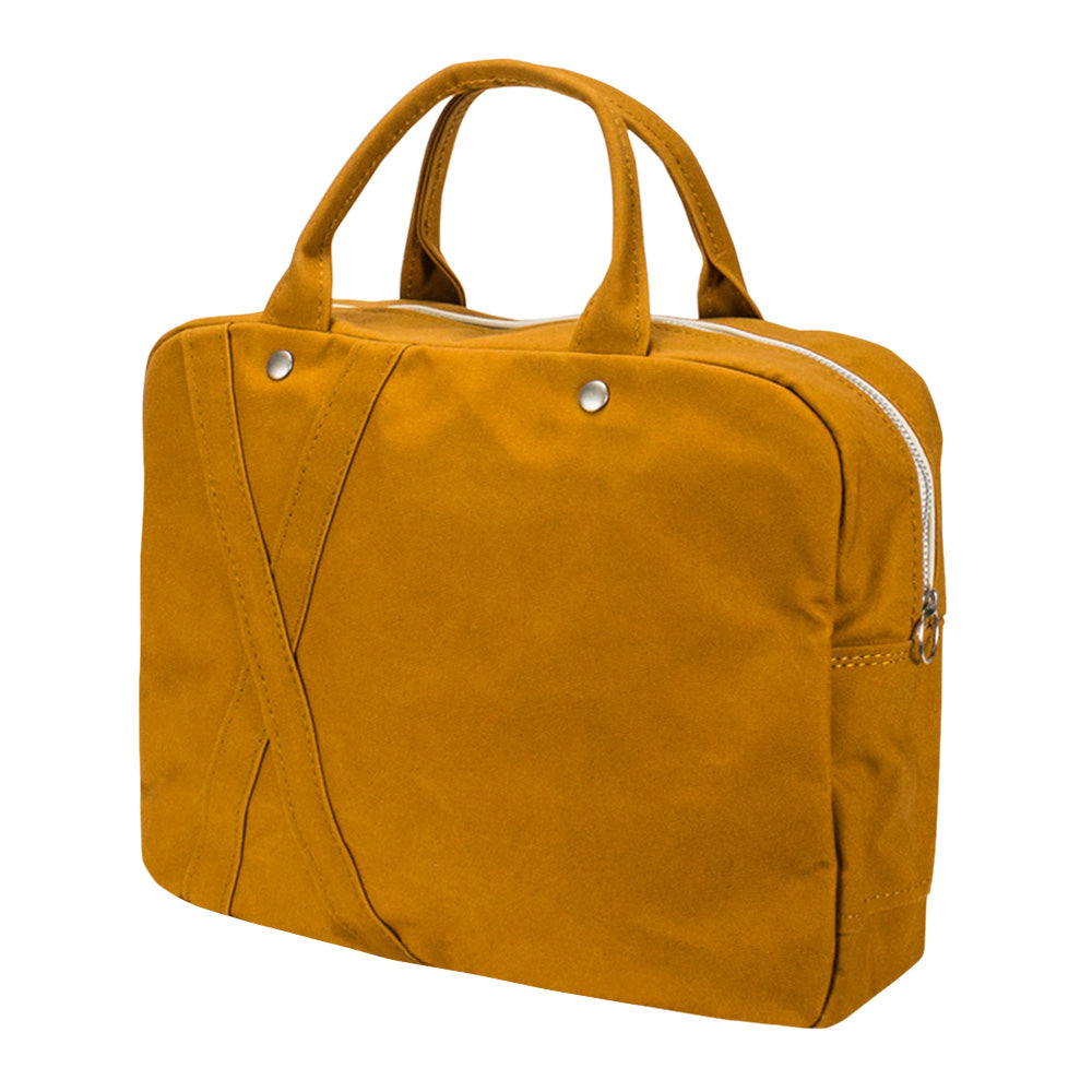 BRIEF TOTE - Yellow Ocher