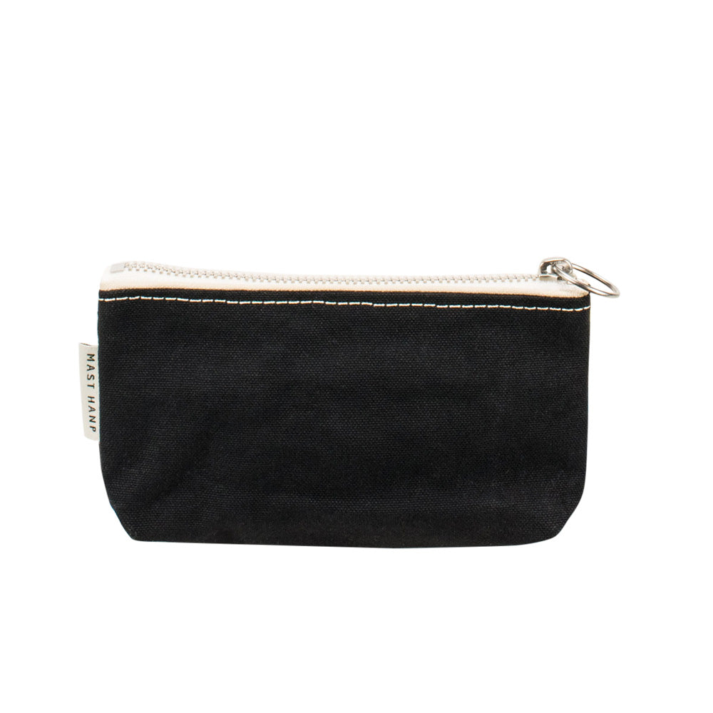 COIN CASE - Black
