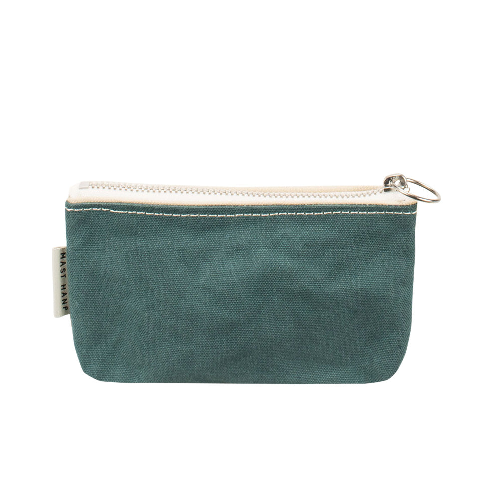 COIN CASE - Forest Green