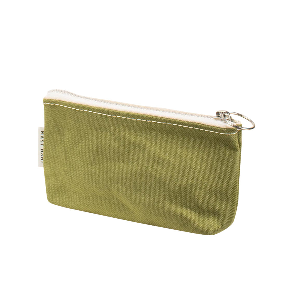 COIN CASE - Olive