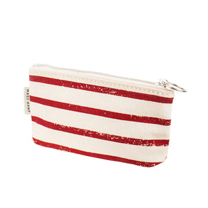 COIN CASE - Red Stripe