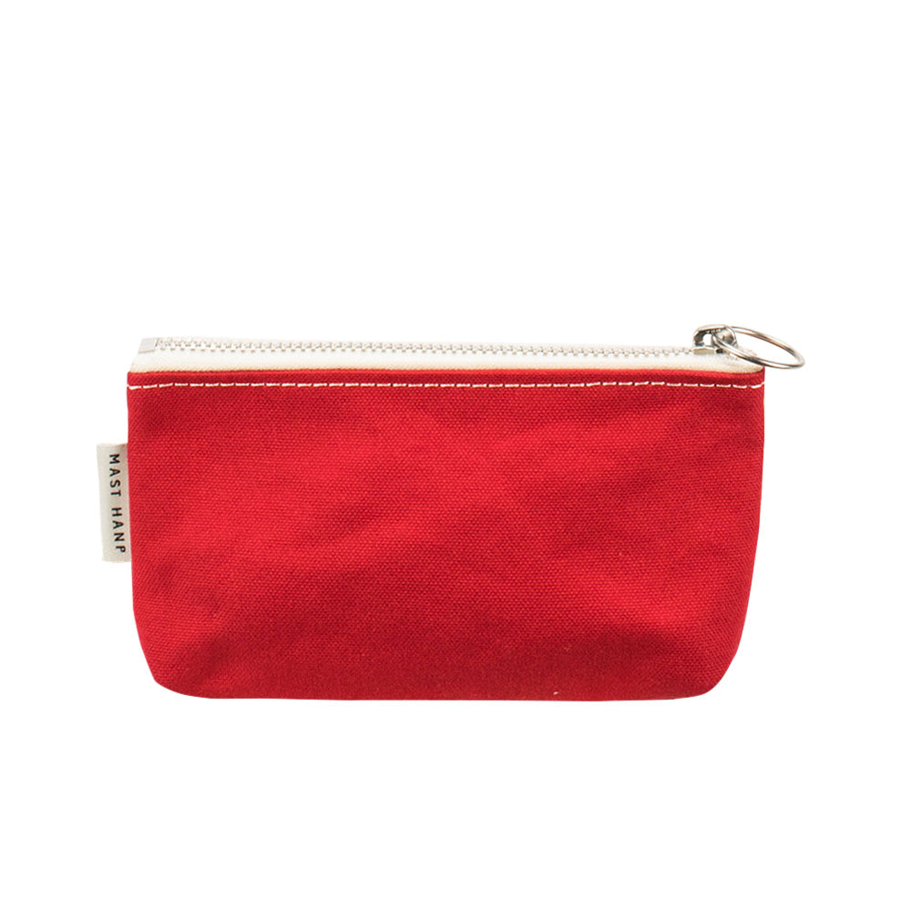 COIN CASE - Red