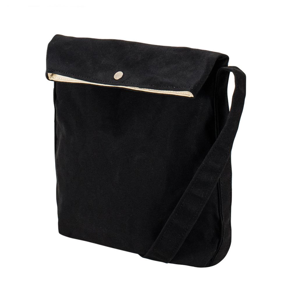 CYCLE SHOULDER - Black