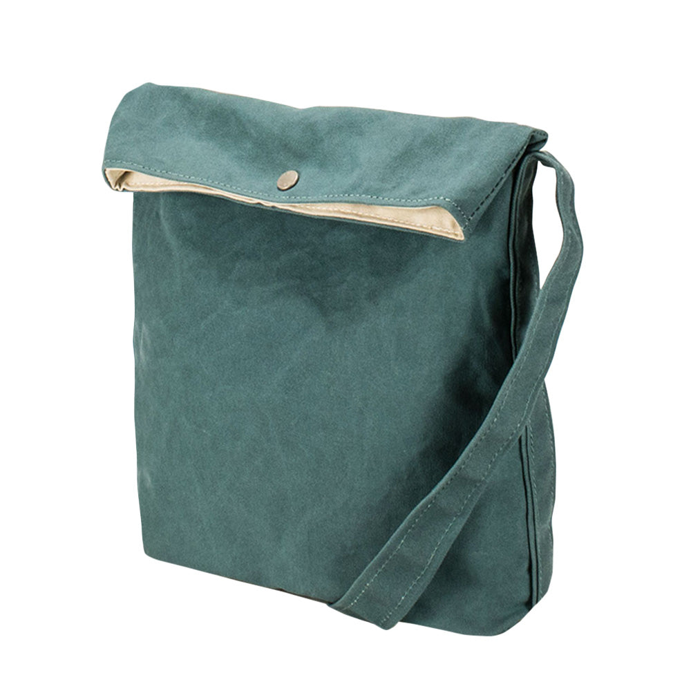 CYCLE SHOULDER - Forest Green