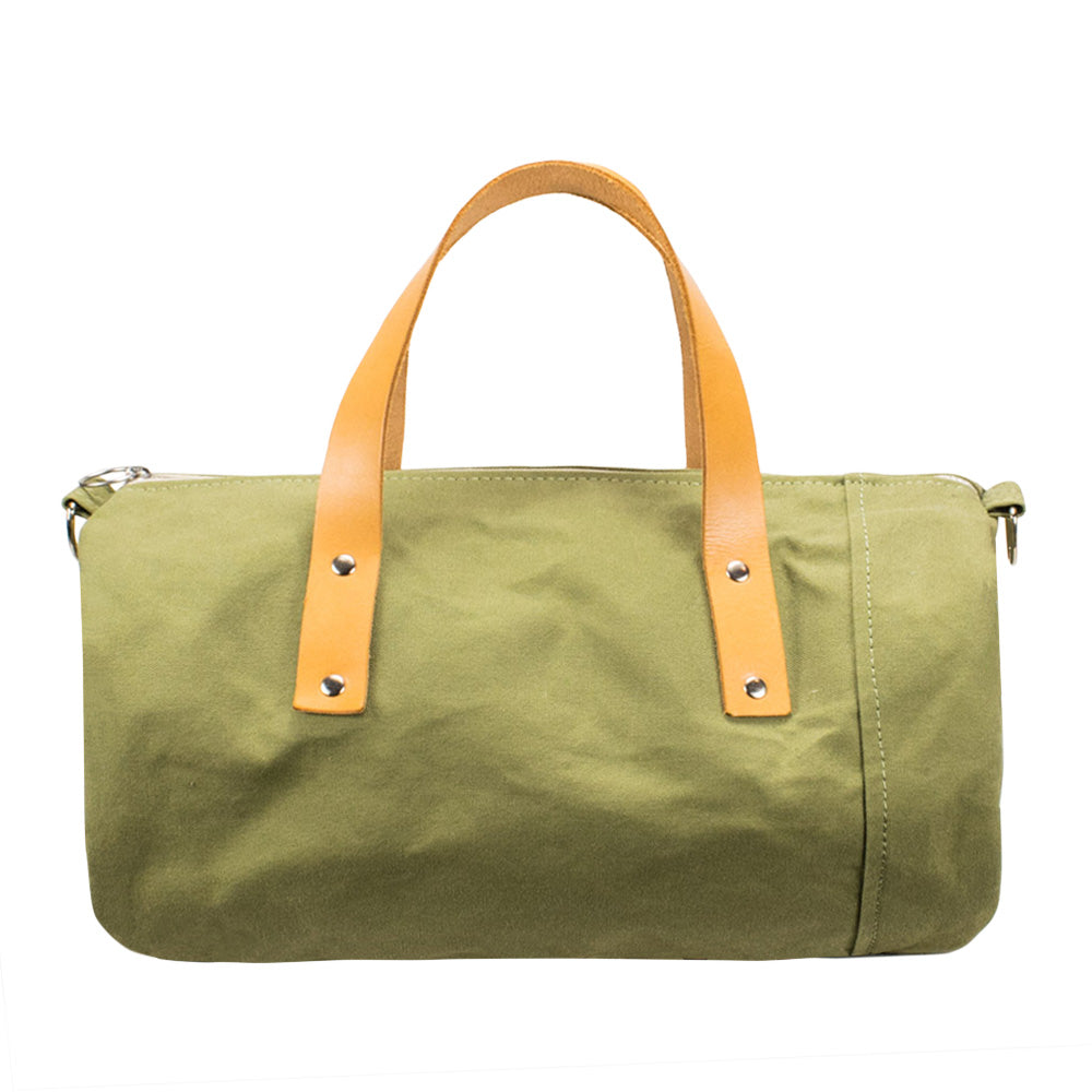 DUFFLE SHOULDER - Olive