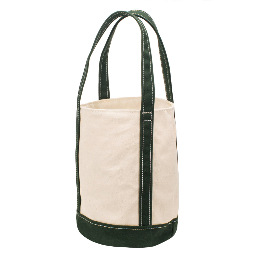 FLOAT TOTE - Natural × Green
