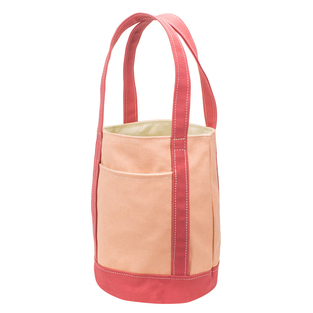 FLOAT TOTE - Shell Pink × Pink