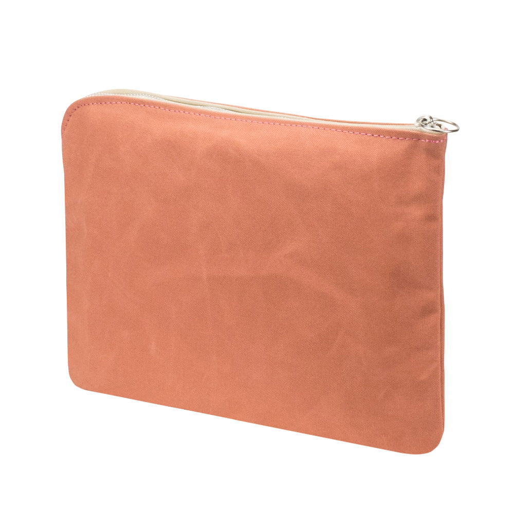 INSTANT CLUTCH BAG - Coral