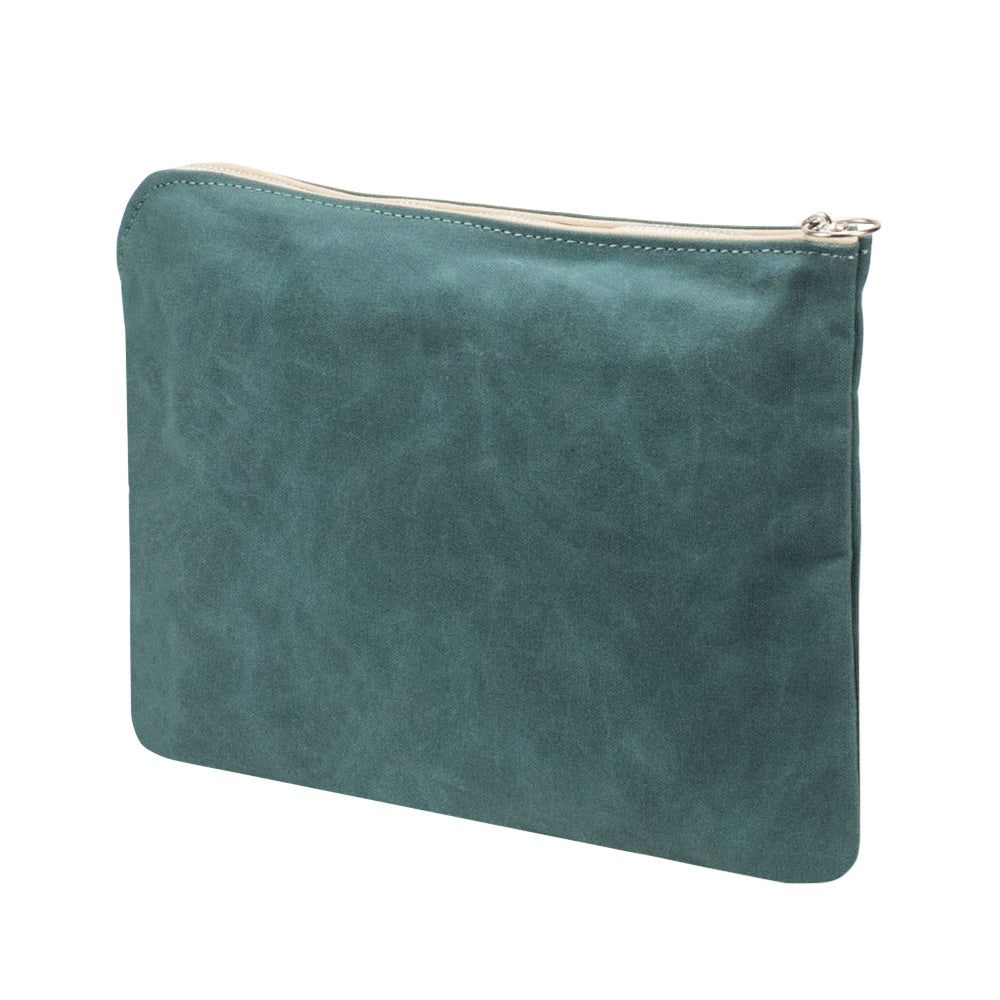 INSTANT CLUTCH BAG - Forest Green