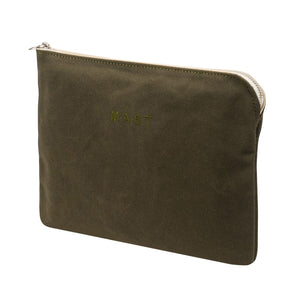 INSTANT CLUTCH BAG - Khaki
