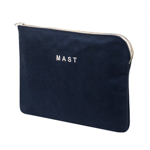INSTANT CLUTCH BAG - Navy