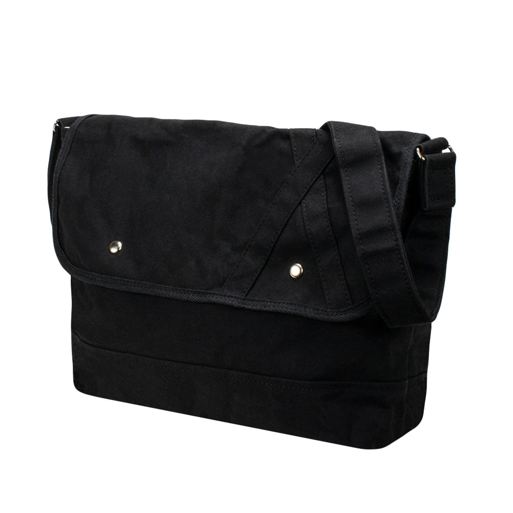 MESSENGER SHOULDER - Black