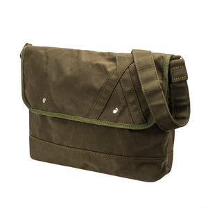 MESSENGER SHOULDER - Khaki