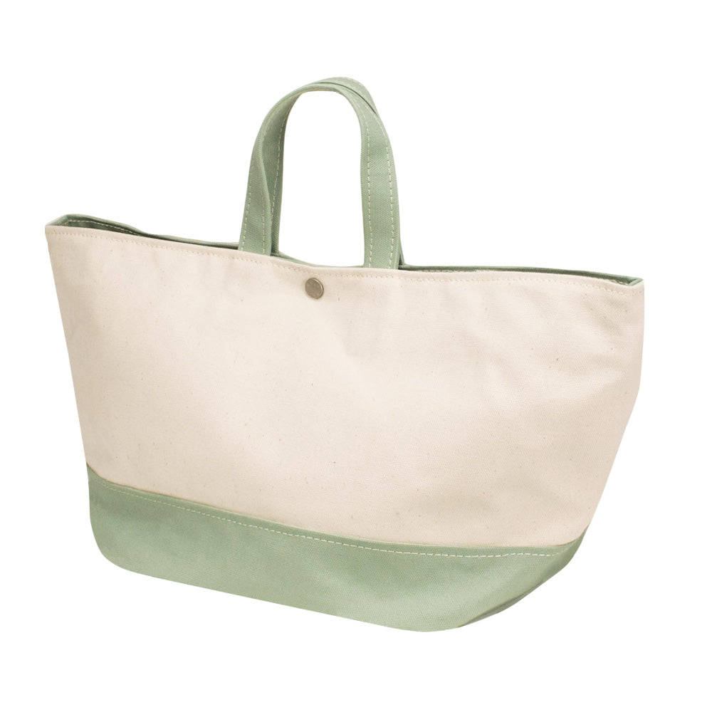 MINIMAL TOTE - Natural × Mint