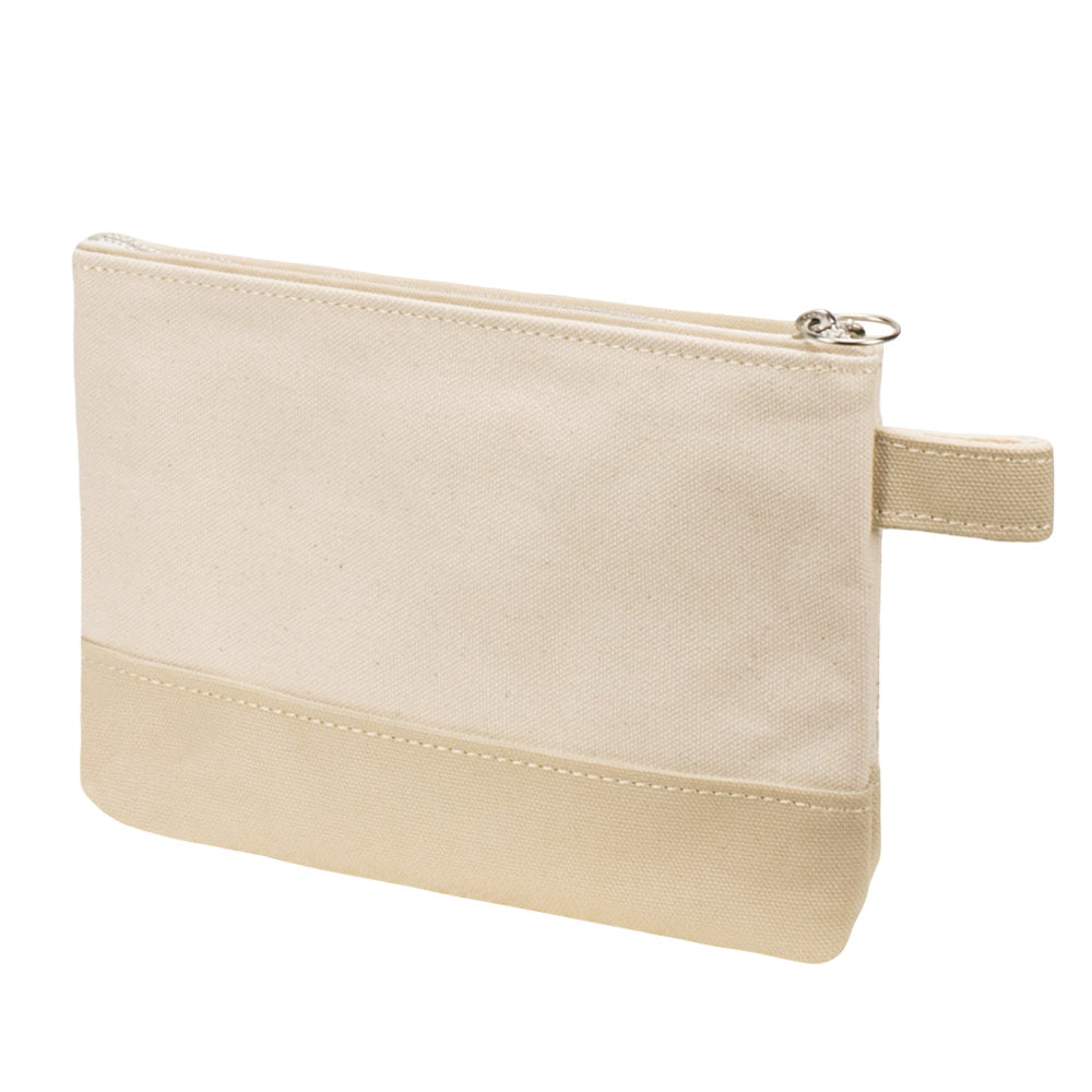 PLAY POUCH - Natural × Beige