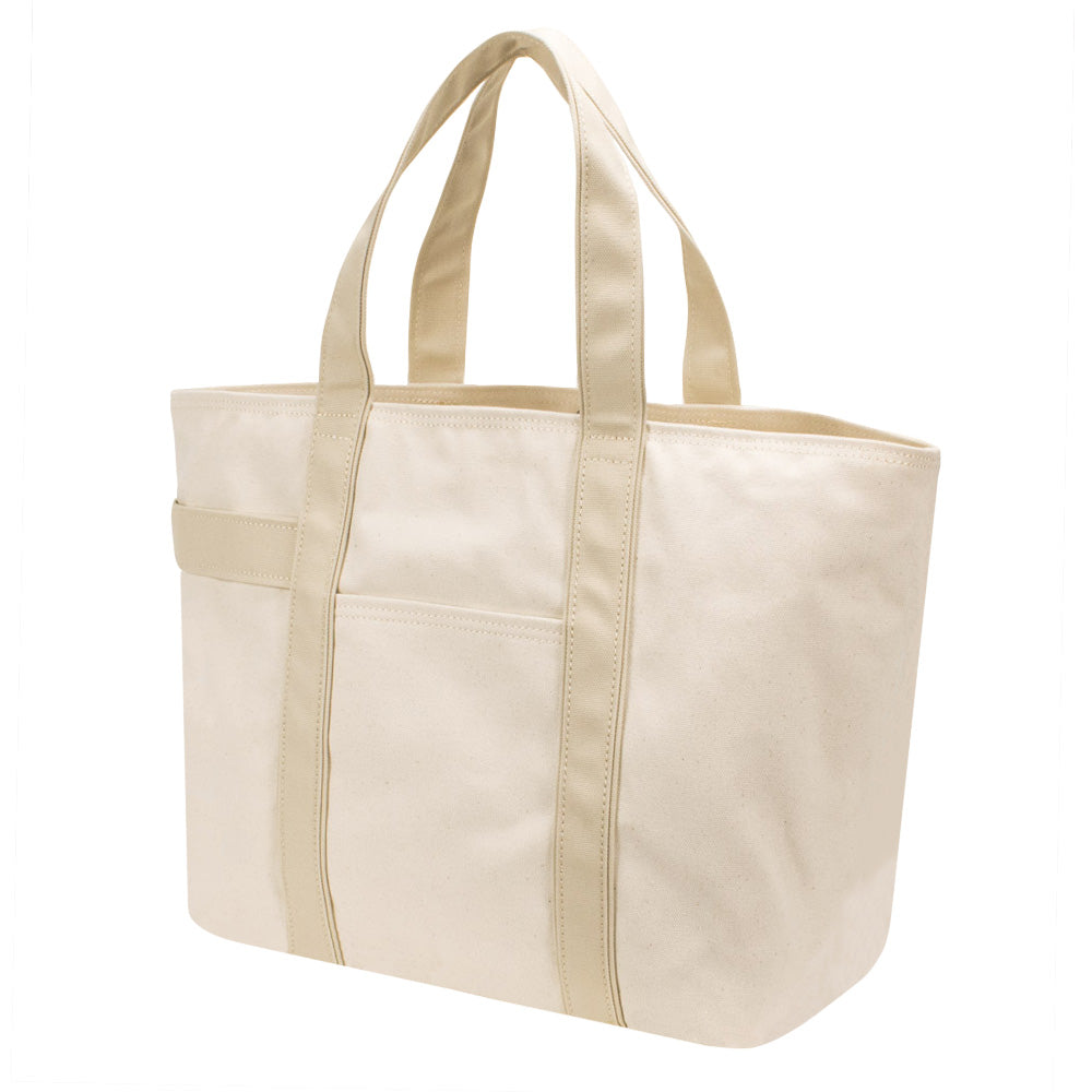 PLAY TOTE - Natural × Beige