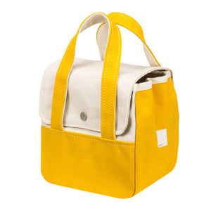 ROOM BAG - Natural × Deep Yellow