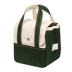 ROOM BAG - Natural × Green