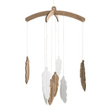 Feather Nursery Mobile