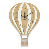 Hot Air Balloon Wall Clock