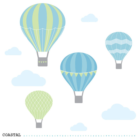 ... Hot Air Balloon Wall Stickers ... Part 62
