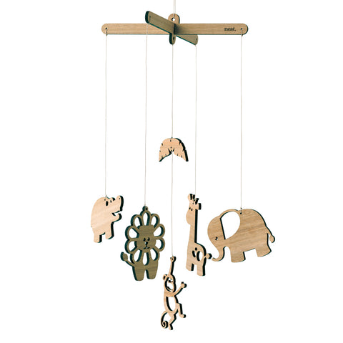 Jungle Nursery Mobile