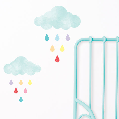 Rainy Days Wall Stickers