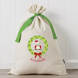 Personalised Santa Sack - Owl