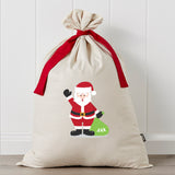 Santa Personalised Santa Sack