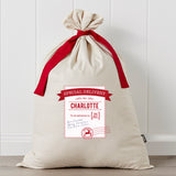 Special Delivery Personalised Santa Sack
