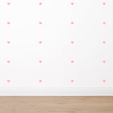 SHAPES 'Hearts' Wall Stickers