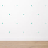 SHAPES 'Raindrops' Wall Stickers