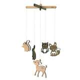 Woodland Nursery Mobile