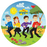 The Wiggles Paper Plates Pk8
