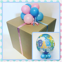 Balloon in a Box - Gender Reveal