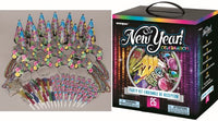NEW YEAR PARTY KIT FOR 25 - CELEBRATE