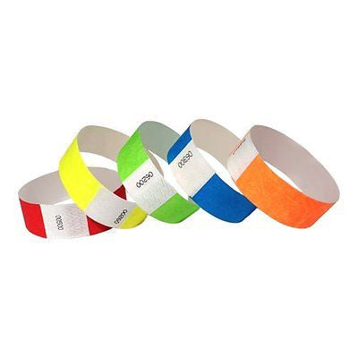 Wristbands - Packet of 200
