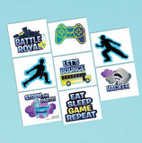 Battle Royal Tattoo Favours Pk
