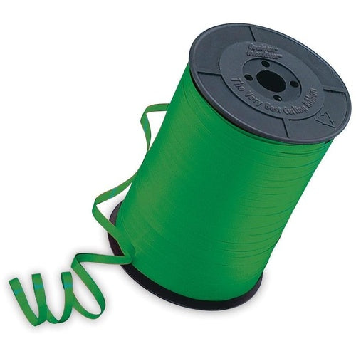 Curling Ribbon ~ EMERALD GREEN