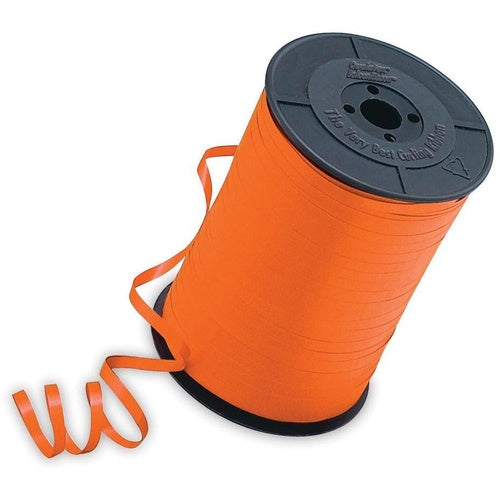 Curling Ribbon - ORANGE