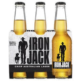 Iron Jack Crisp - 6 Pack 330ml