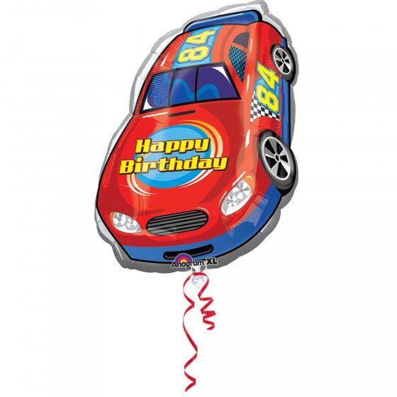 Car Balloon | Happy Birthday