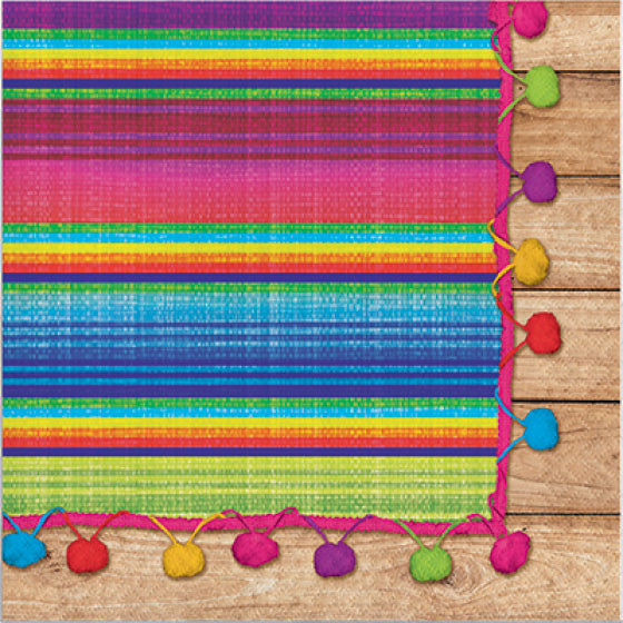 Fiesta Lunch Napkins Pk16